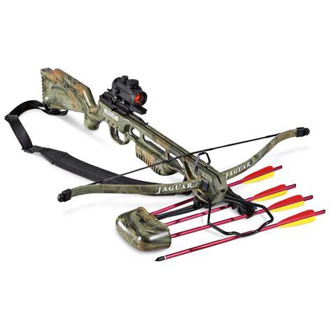 barnett jaguar crossbow jaguar 175 lb crossbow package 157196 crossbows