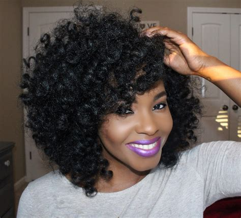 crochet hairstyles crochet braids hairstyles for lovely curly look andybest tv