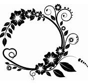 Free Vector Graphic Ornament Frame Flower Elegant