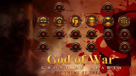 p3p psp extra backgrounds by takebo on deviantart gow ghost of sparta psp theme by takebo on deviantart