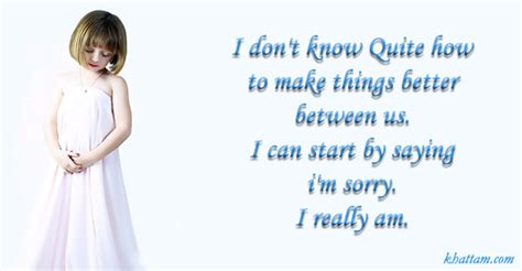 i am sorry quotes for friends quotesgram