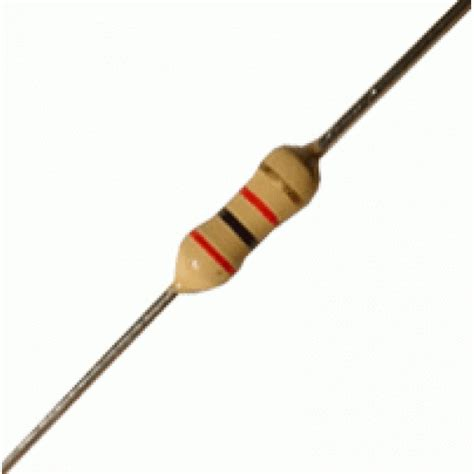 resistor 2k ohm electronic components shop india sonlineshop