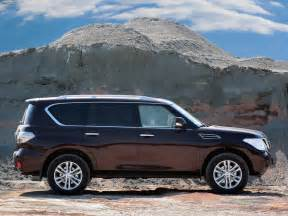 Nissan Patrol 2014 2014 Nissan Patrol Y62 Pictures Information And Specs