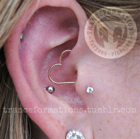the daith hearts you tranceformations tattoos and piercing