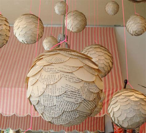 How To Make Paper Hanging Balls - how to make paper hanging balls 6 fresh decorating ideas