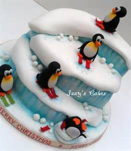 pinguin kuchen penguin cake cake by the rosehip bakery