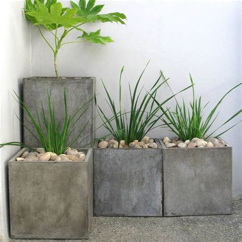 Large Rectangular Planters Outdoor Best Large Rectangular Rectangular Planter