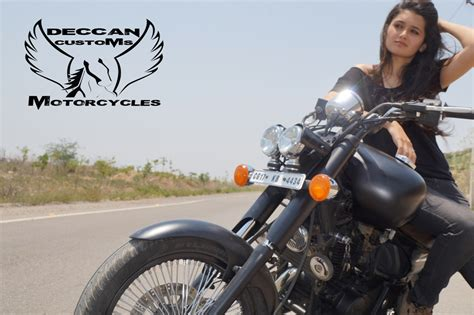 Modified Bikes In Hyderabad by Modified Bajaj Avenger Deccan Custom Motorcycles 350cc