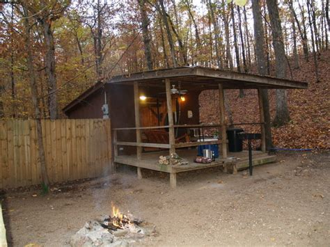 Springs Arkansas Cabins With by Bartee Meadow Cing Springs Ar Cground