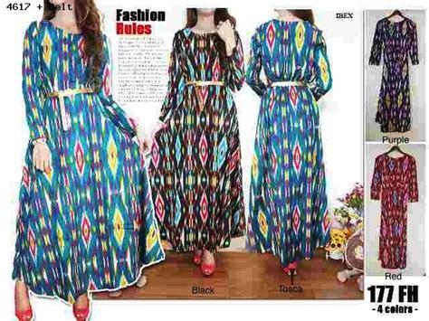 Baju Batik Tanah Abang jual rosir baju batik wanita tanah abang murah gamis shiny toko baju indo