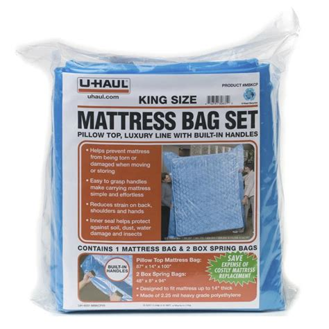 cing furniture bags u haul moving supplies mattress bag set king