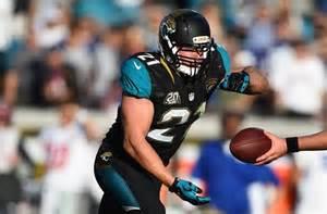 Jaguars Worth Jacksonville Jaguars Toby Gerhart Worth