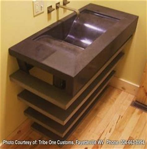 Sink Molds For Concrete Countertops by Expressions Ltd Concrete Countertop Fiberglass Sink Mold