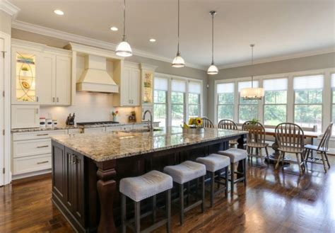 kitchen island with seating and storage fabulously cool large kitchen islands with seating and