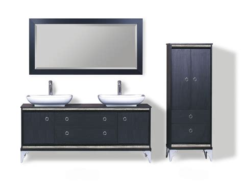 65 bathroom vanity francaise iii modern bathroom vanity set 65 quot