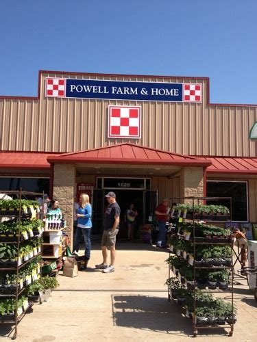 photo gallery around our store powell feed milling co