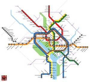 Dc Metro Map Pdf by Washington Dc Map Pdf Images