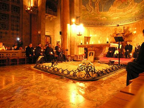 giardino dei getsemani la basilica getsemani