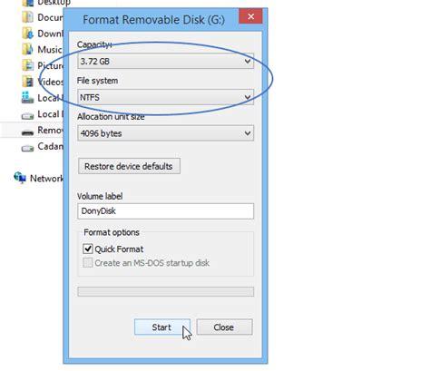 membuat bootable flashdisk windows xp tanpa software cara membuat bootable dan menginstal windows 8 1 dengan