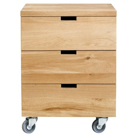 home office desk with drawers solid oak office desk drawer unit at 4 living billy by