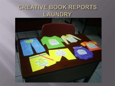 creative book reports creative book reports