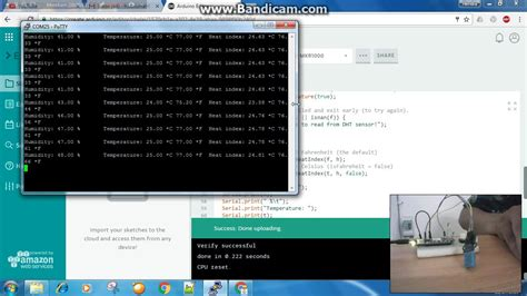 tutorial arduino bahasa indonesia arduino web editor tutorial 2 library and dht sensor