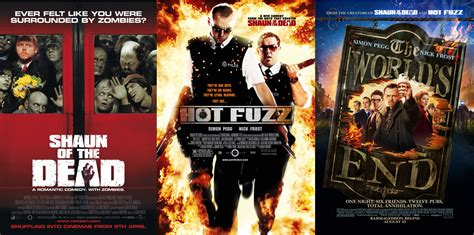 libro la triloga de la trilogia del cornetto recensione e opinioni sui film