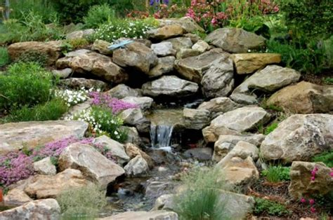 Rock Gardens Revealed A Gardener S Thoughts Fancies Rock Features In Gardens