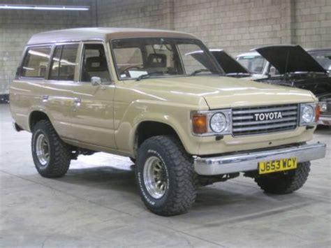 buy used 1986 toyota land cruiser 12h t 6