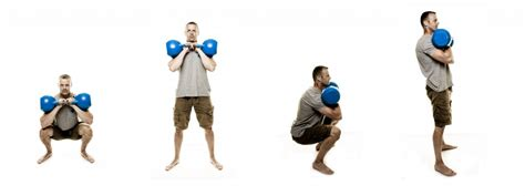 double kettlebell swings double kettlebell front squat achievement 140 lb the