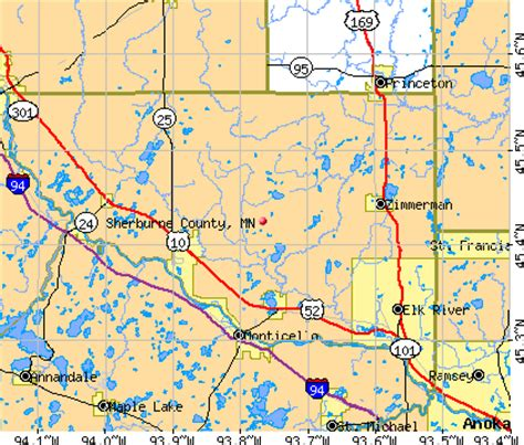 Sherburne County Property Records Sherburne County Minnesota Detailed Profile Houses Real Estate Cost Of Living