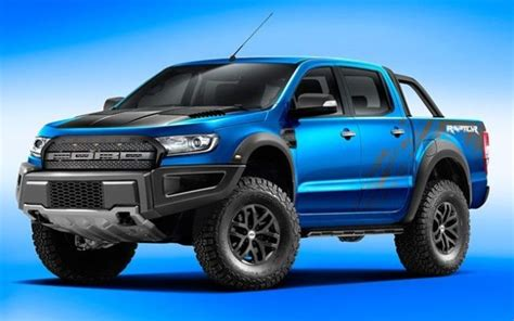 New Ford 2018 Ranger by The New American Built 2018 Ford Ranger