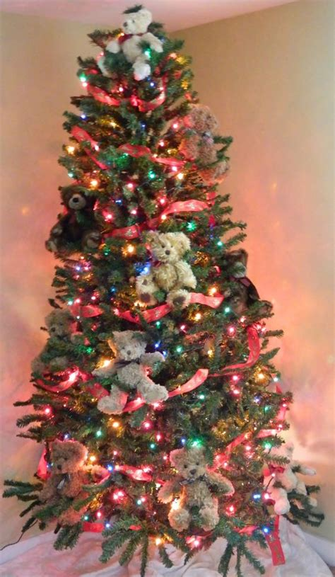 teddy bear tree teddy bears pinterest trees bears