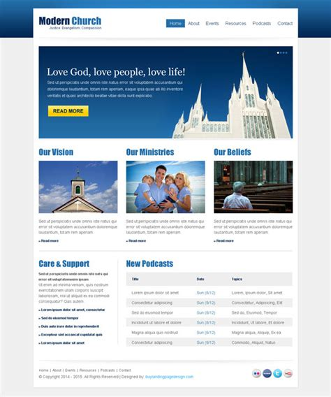 templates for community website create your website with our website template psd