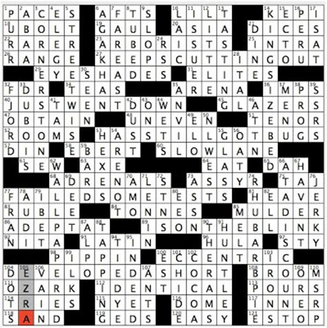 musical theme crossword clue rex parker does the nyt crossword puzzle muslim headdress