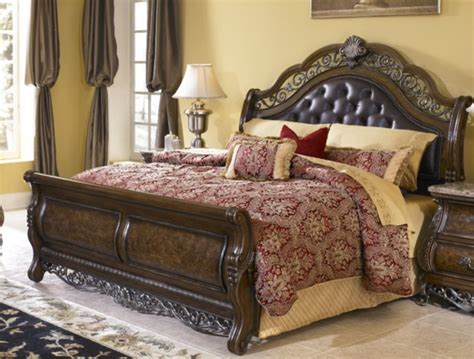 amazing  king sleigh bed walsall home  garden