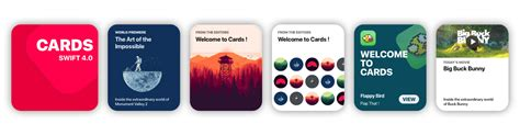 xcode card layout github paolocuscela cards awesome ios 11 appstore cards