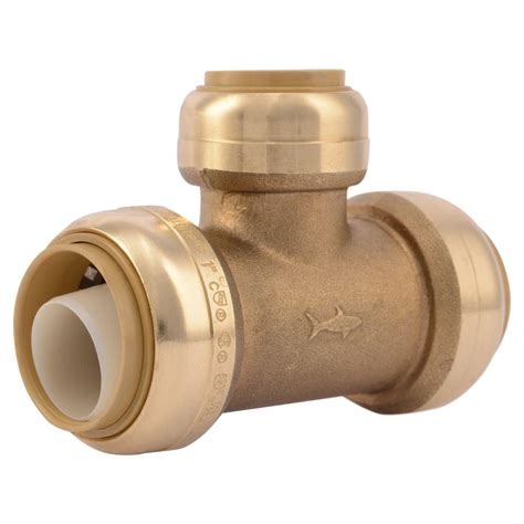 Push Connect Plumbing Fittings by Push To Connect Fittings Connectors Pipes Fittings