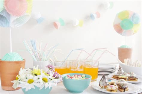 Pastel Baby Shower Decorations by New Baby Shower Decorations Pastel New Baby Shower