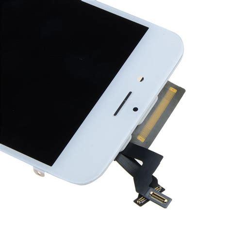 ecran de remplacement avec lcd d origine iphone 6s blanc tout pour phone