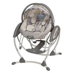 babies r us swing bouncer quot mini quot swing and bouncer graco glider elite swing