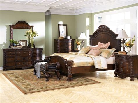 north shore bedroom collection a rich traditional design and exquisite details come