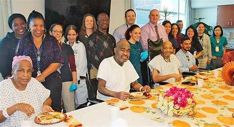 Jacobi Detox Bronx Ny jacobi rehab unit served a thanksgiving celebration on