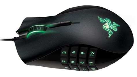 Mouse Gaming Razer Naga Razer Naga Mmo Gaming Mouse Thinkgeek