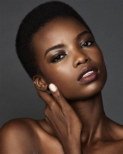 black female models with short hair black curvy women in charge of things most beautiful