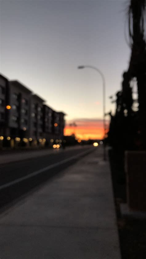 blurry  beautiful sky sky aesthetic sunset