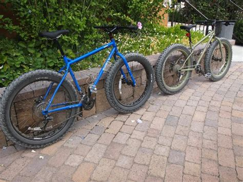 surly pug ops surly pugsley and pug ops