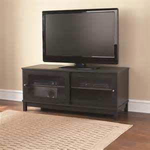 Mainstays tv stand for tvs up to 55 quot multiple finishes walmart com