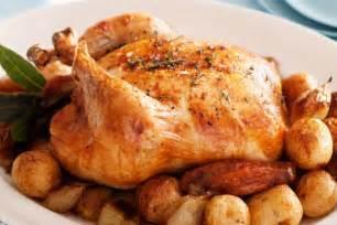 traditional roast chicken recipe taste au