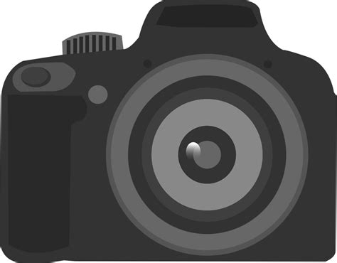 Transparent Wallpaper Camera Free Download | camera free stock photo illustration of a camera 17210